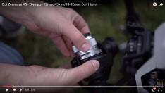 DJI Zenmuse x5 – Lens Önerileri