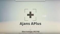 Ajans APlus Kamera Arkası Çalışması