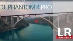 Phantom 4 Pro Renk Ayarları
