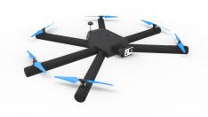 Su geçirmez yüzen drone