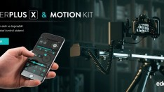 Edelkrone SliderPLUS X & Motion Kit'i Tanıttı