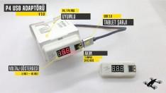 Phantom 4 / 3 USB Powerbank