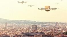 Drone'lara özel otoyol