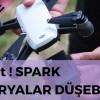 Türkçe DJI Spark bataryalarını nasıl doğru şekilde takabiliriz ?