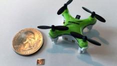 Araştırmacılar mikro drone'ları yönlendirecek çip tasarladı