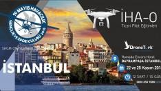 İSTANBUL – 22 VE 25 KASIM 2018 – 1.5 GÜN – İHA-0 – 122.KURS