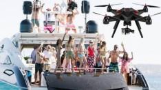 Turizmde vergi kaçağına 'drone'lu takip