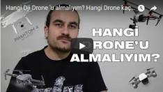 Hangi Dji Drone 'u almalıyım? Hangi Drone kaç lira ?