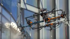Camları Temizleyebilen Drone Geliştirildi