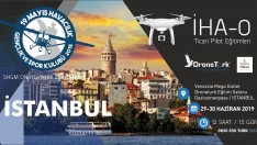 İSTANBUL – 29-30 HAZİRAN 2019 – İHA-0 – 163.KURS