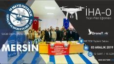 MERSİN – 03 ARALIK 2019 – İHA-0 – 191.KURS