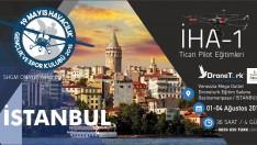 İSTANBUL – 01-04 AĞUSTOS 2019 – İHA-1 – 170.KURS