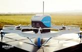 Amazon'un yeni teslimat drone'u havalandı