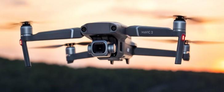 DJI drone'lar uçak tespiti yapabilecek