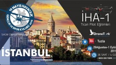 İSTANBUL – 29 AĞUSTOS – 1 EYLÜL 2019 – İHA-1 – 172.KURS