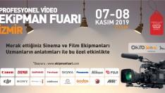 2. Sinema ve Film Ekipmanları Fuarını İZMİR'de Düzenliyoruz …