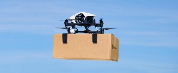 UPS drone ile kargo teslimatına başlıyor