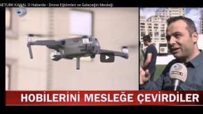 DRONETURK KANAL D Haberde