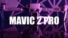 DJI MAVIC 2 PRO KUTUSUNDAN ÇIKIYOR