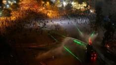 Şilili direnişçiler, lazerle drone düşürmeyi keşfetti Kaynak: Şilili direnişçiler, lazerle drone düşürmeyi keşfetti